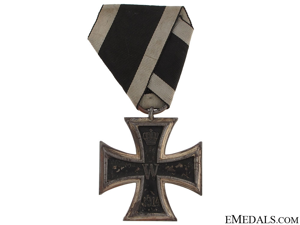 eMedals-1914 Iron Cross Second Class