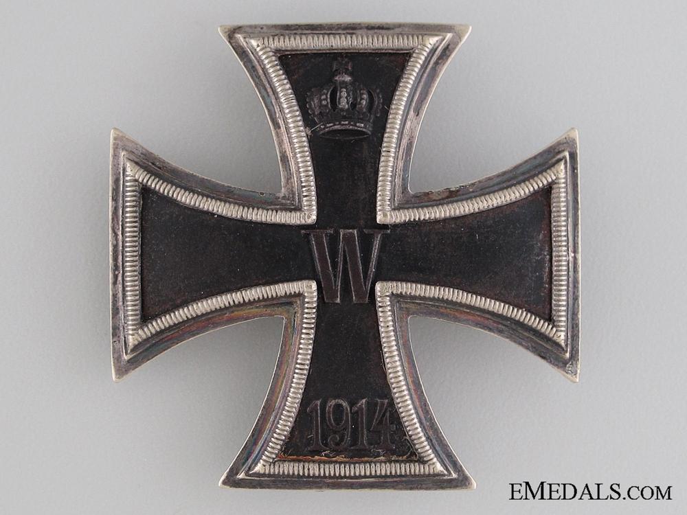 eMedals-1914 Iron Cross 1st Class