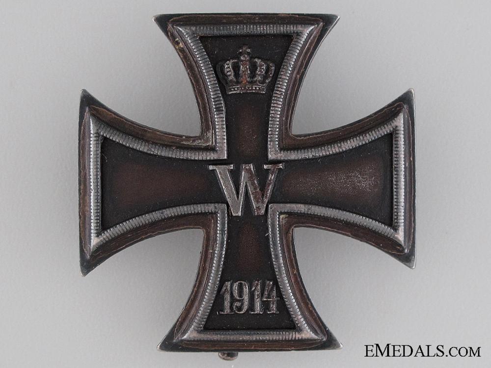 eMedals-1914 Iron Cross First Class