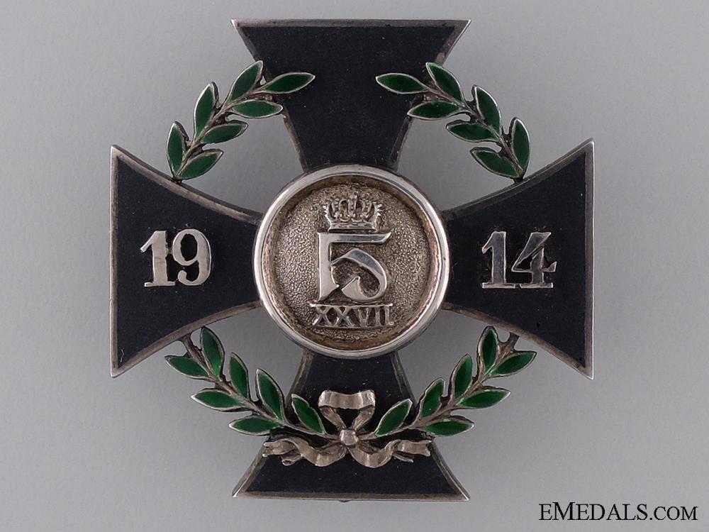 eMedals-1914 War Merit Cross by Meybauer