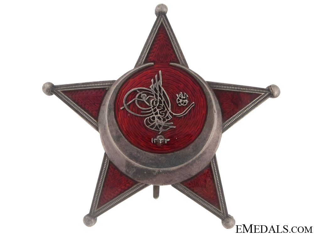 eMedals-1915 Campaign Star (Iron Crescent 1915)