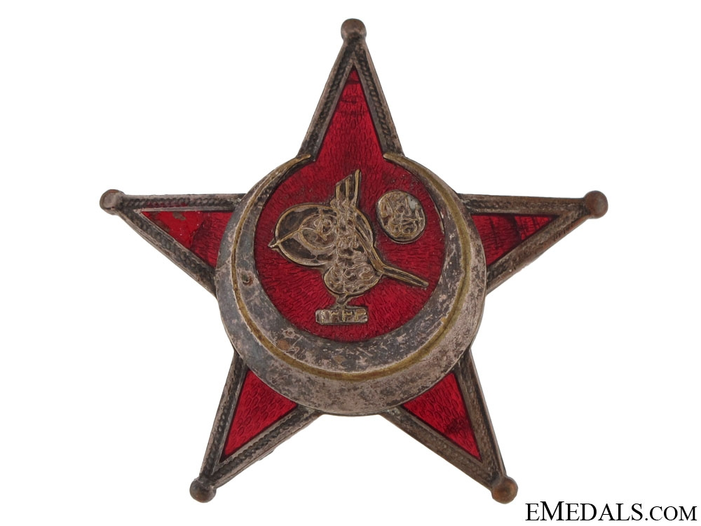 eMedals-1915 Campaign Star