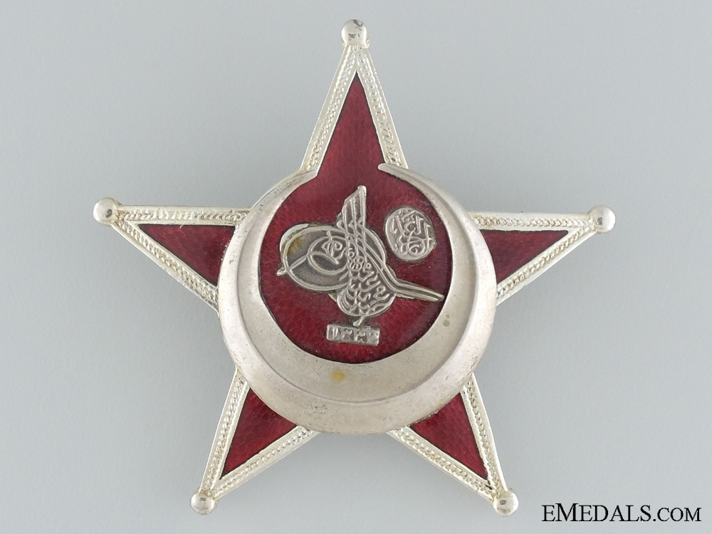 eMedals-1915 Campaign Star (Iron Crescent) by B.B. & Co
