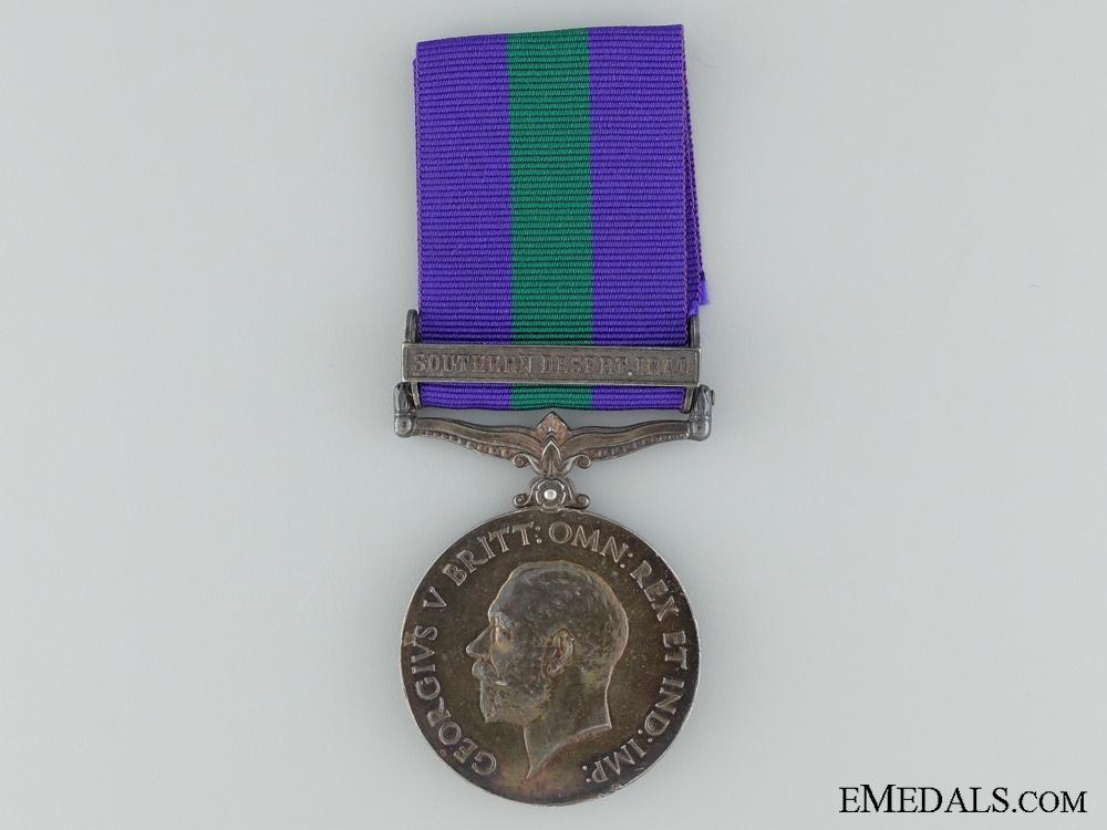 eMedals-1918-62 General Service Medal for Southern Desert; RAF