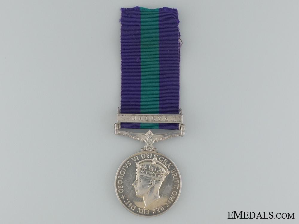 eMedals-1918-62 General Service Medal to F.SGT. J. Macrea