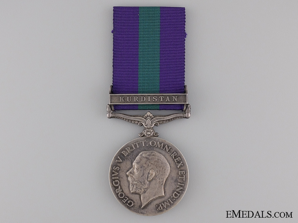 eMedals-1918-62 General Service Medal to the Royal Air Force