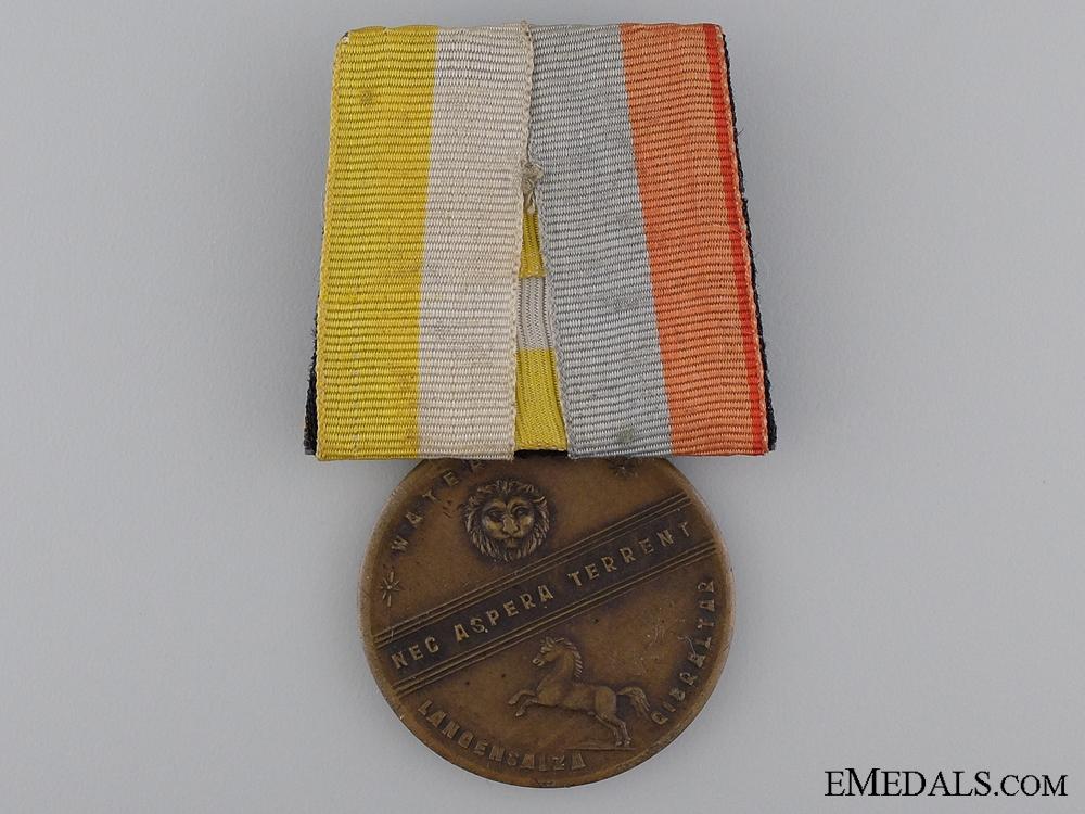 eMedals-1925 Hanover Regimental Medal