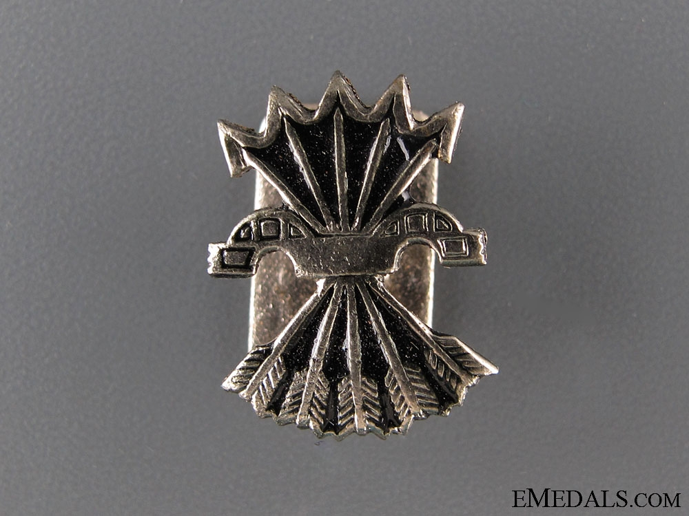eMedals-1930's Spanish Fascist Member's Badge