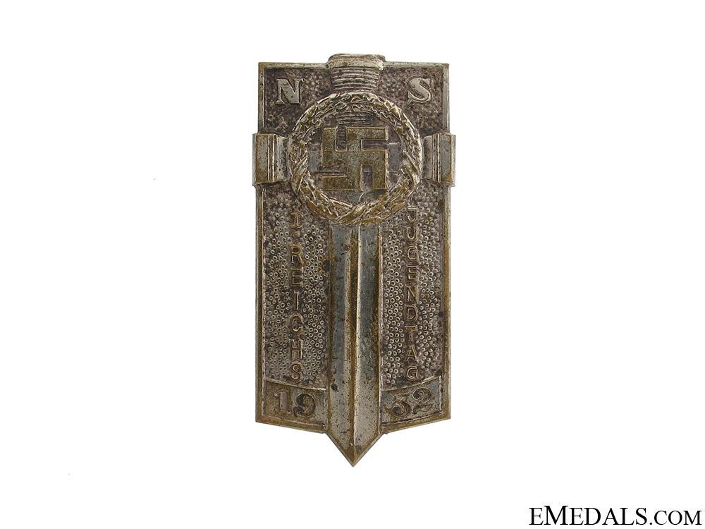 eMedals-1932 Potsdam Badge