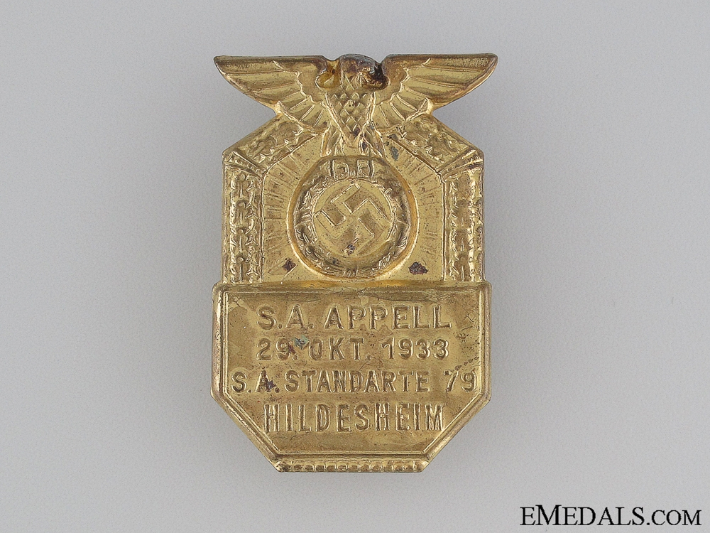 eMedals-1933 SA Appell Tinnie