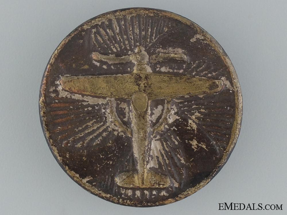 eMedals-1934 Kraft durch Freude Flight Day Badge