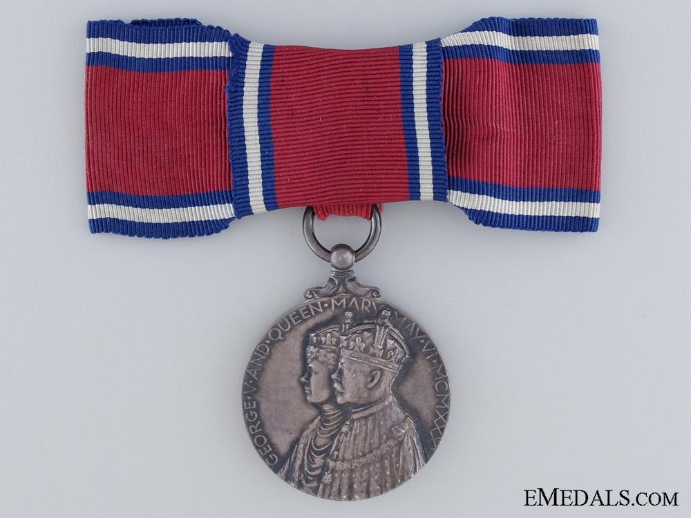 eMedals-1935 Jubilee Medal