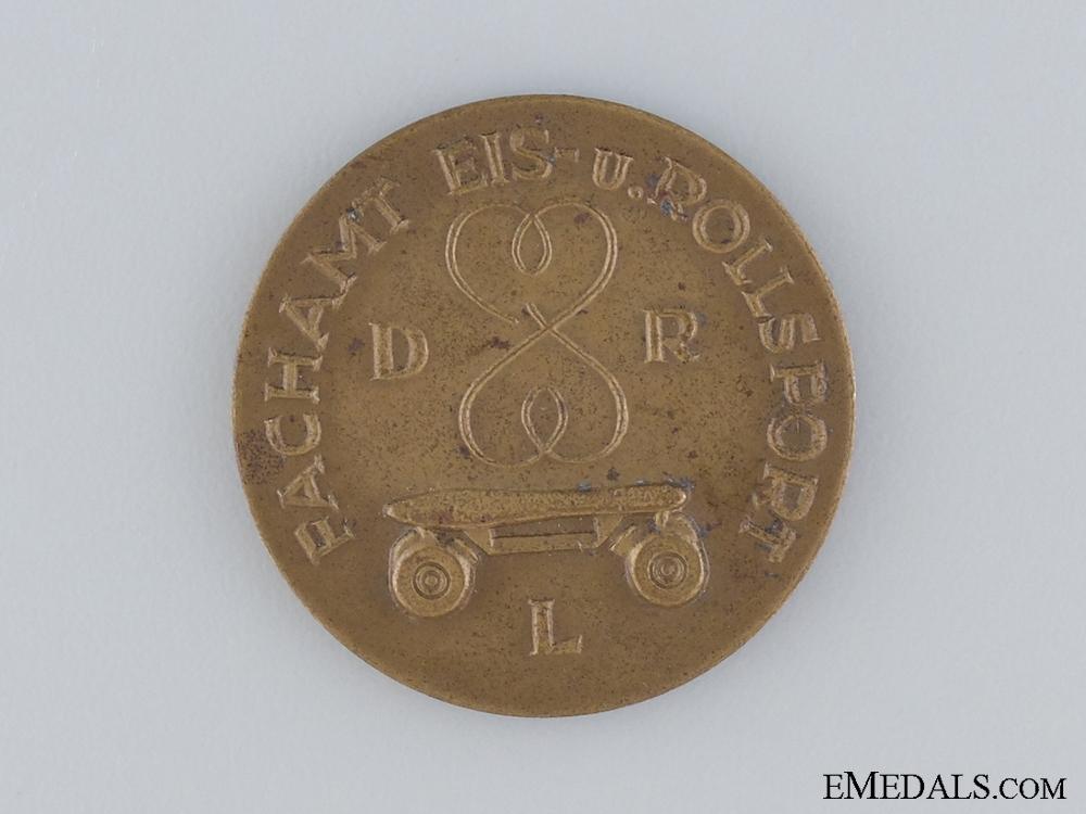 eMedals-1936 DRL German Roller Skating Championships Medal