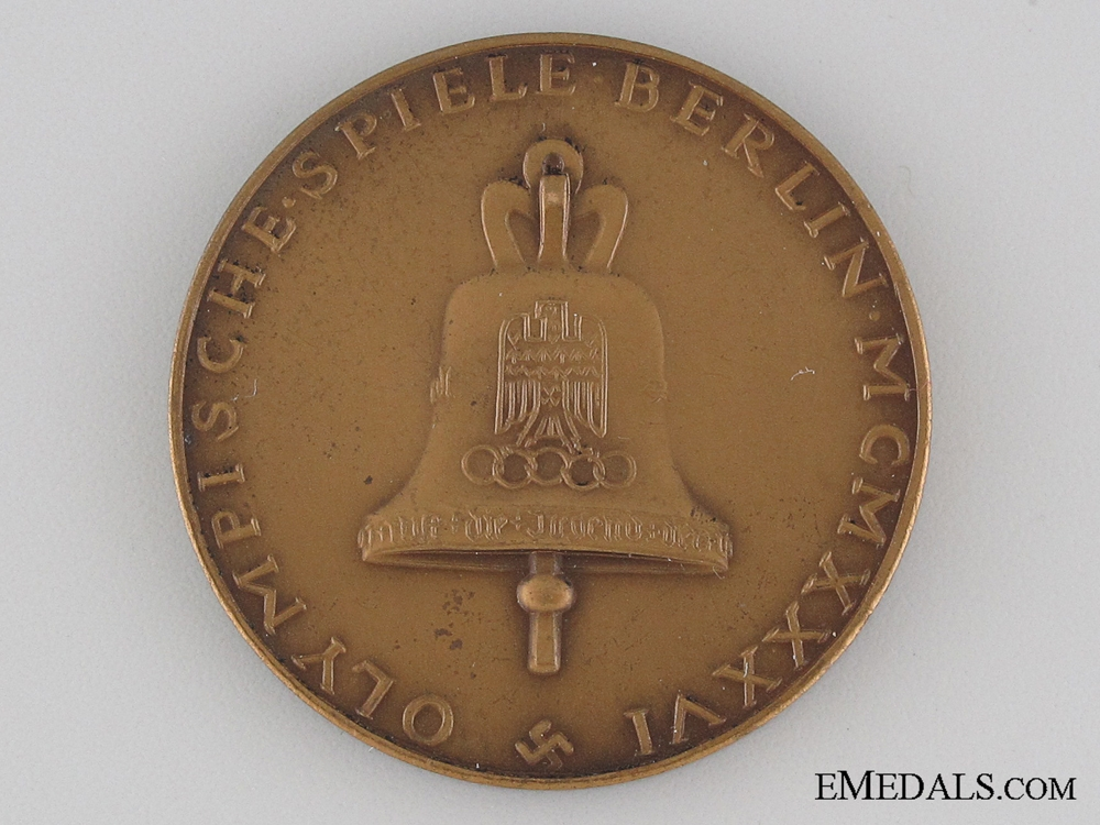 eMedals-1936 Olympic Games Medal