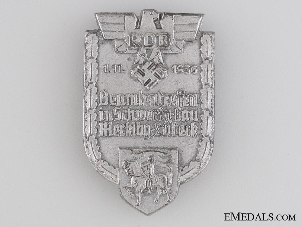 eMedals-1936 RDB Lubeck Tinnie
