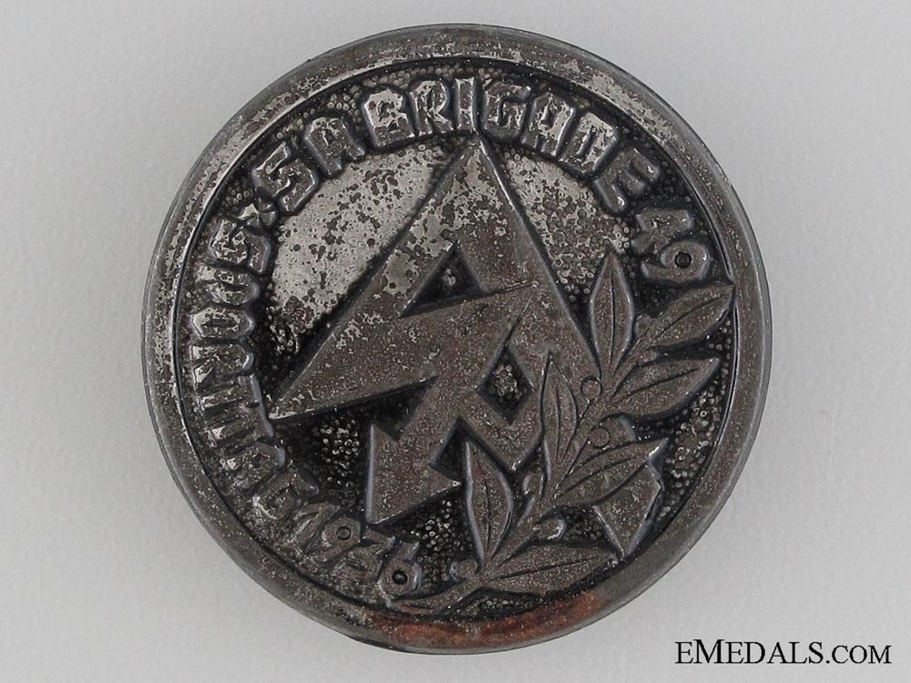 eMedals-1936 SA Brigade 49 Sport Day Tinnie