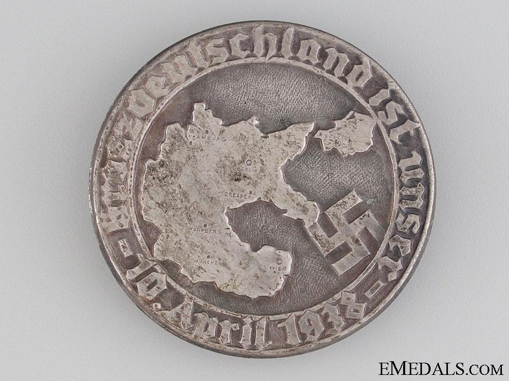 eMedals-1938 Groszdeutschland ist unser Tinnie
