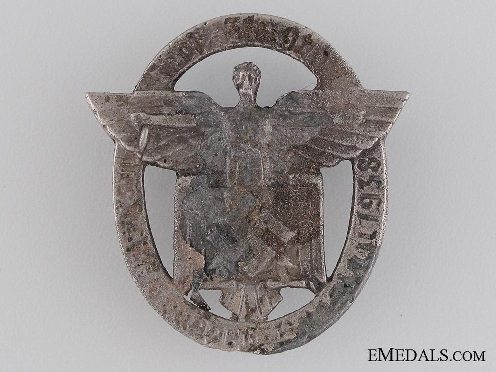 eMedals-1938 NSFK Group 6 Flight Day Breslau Tinnie
