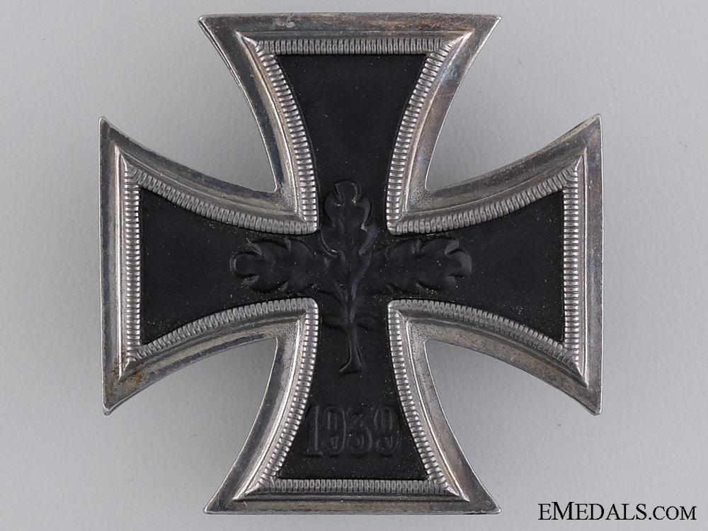 eMedals-An Early 1957 Version Iron Cross First Class
