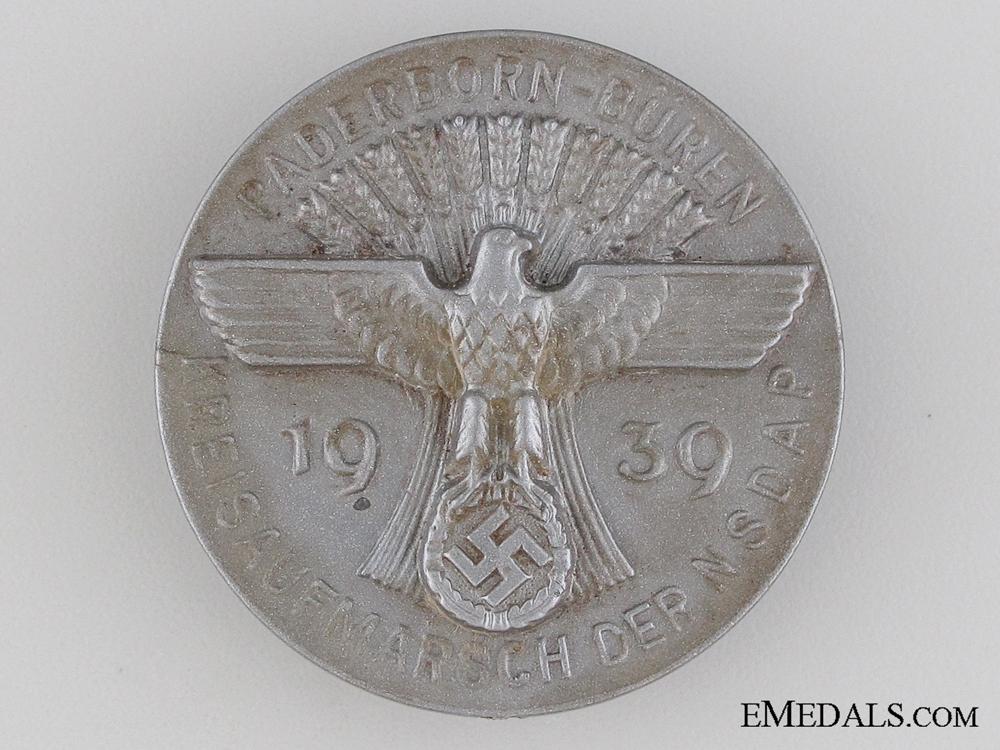 eMedals-1939 NSDAP Full Deployment Tinnie