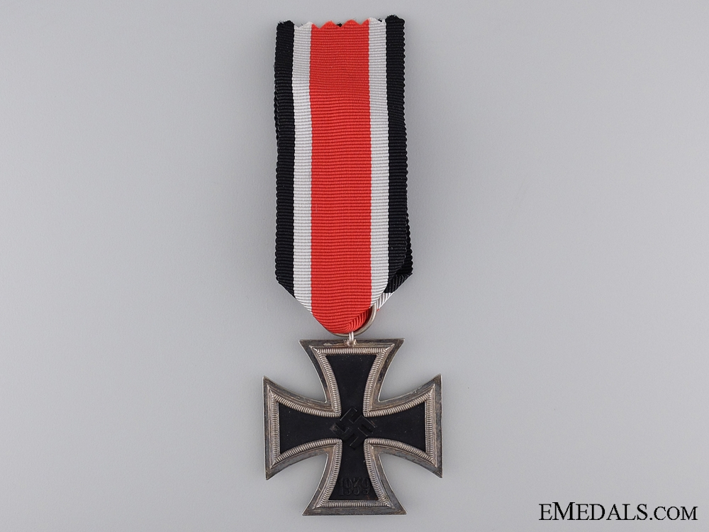 eMedals-1939 Second Class Iron Cross; Unmarked