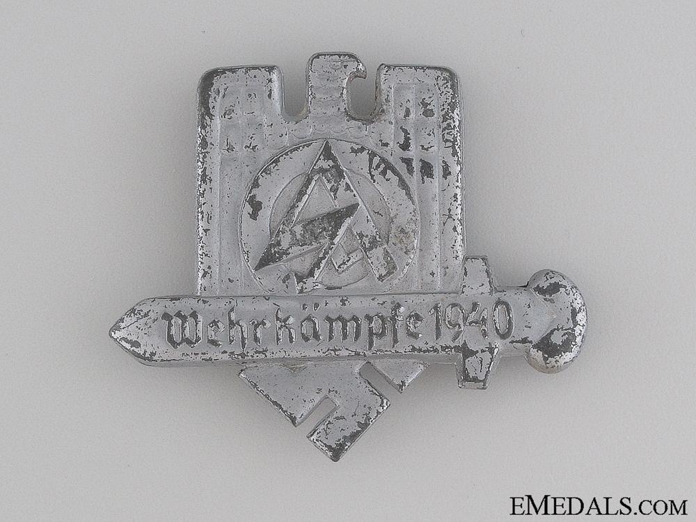 eMedals-1940 SA Wehrkample Tinnie