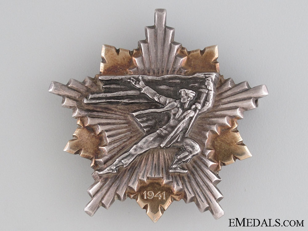 eMedals-1941 Partisan's Decoration