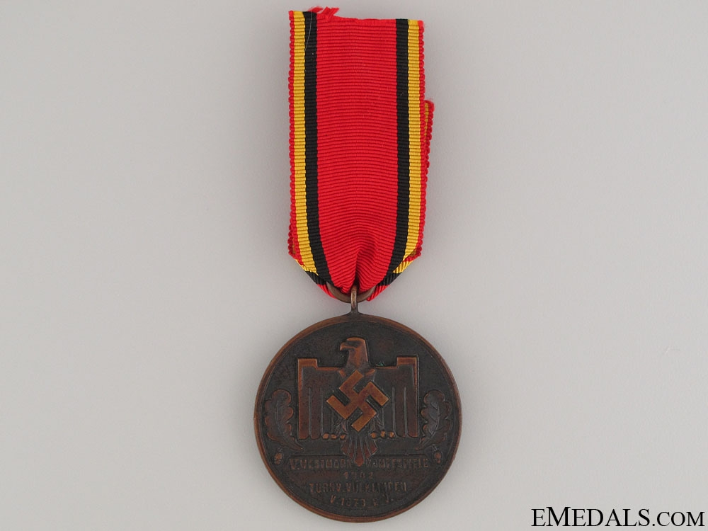 eMedals-1942 Athletic Medal in Bronze