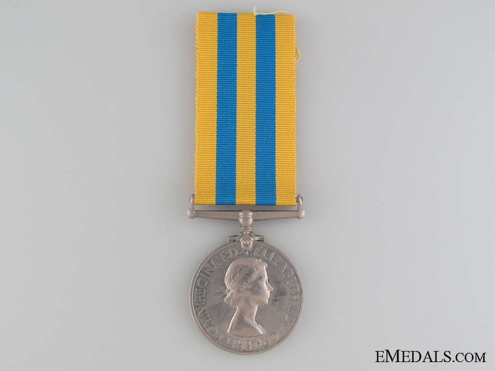 eMedals-1951 Korea Medal to the Army Catering Corps