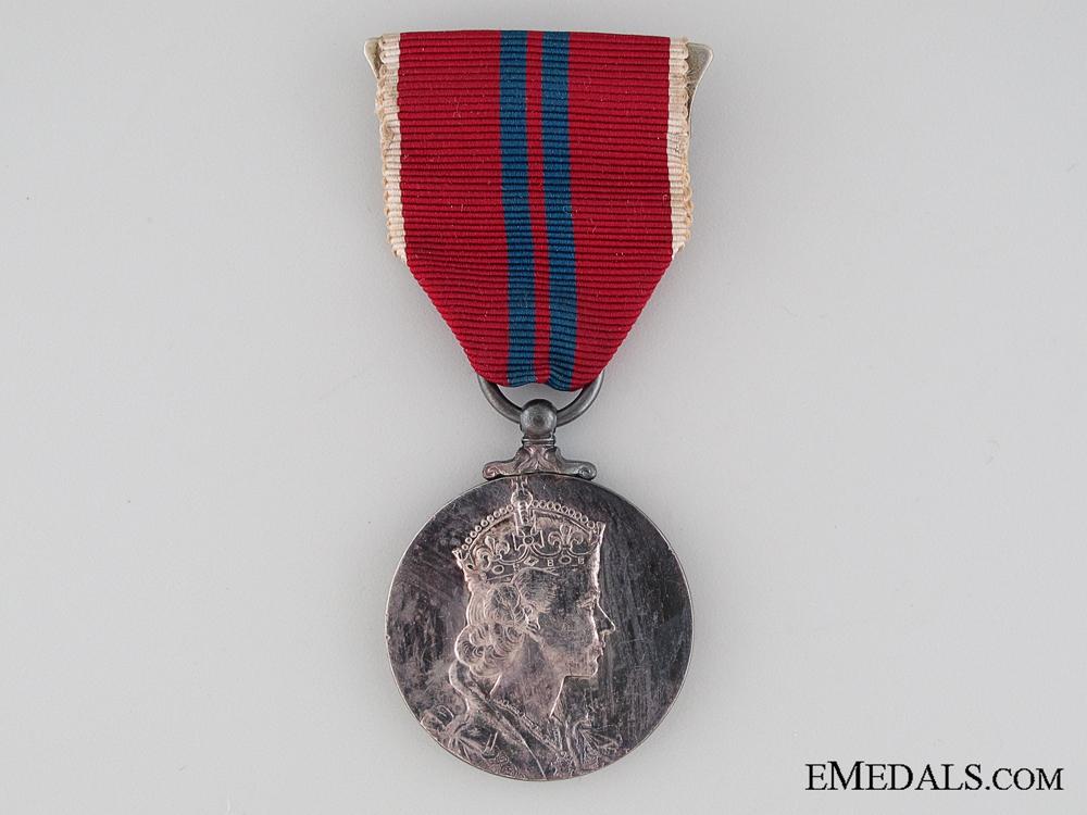 eMedals-1953 Coronation Medal