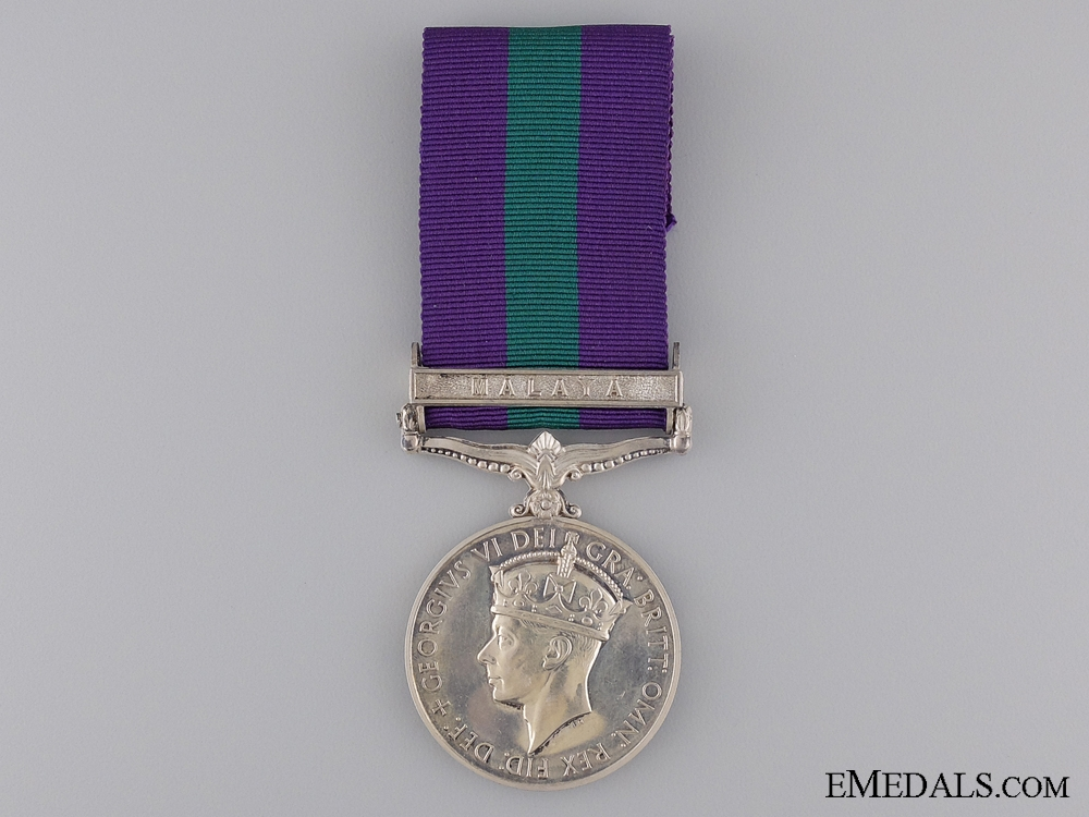 eMedals-1962 General Service Medal to the Cameronians
