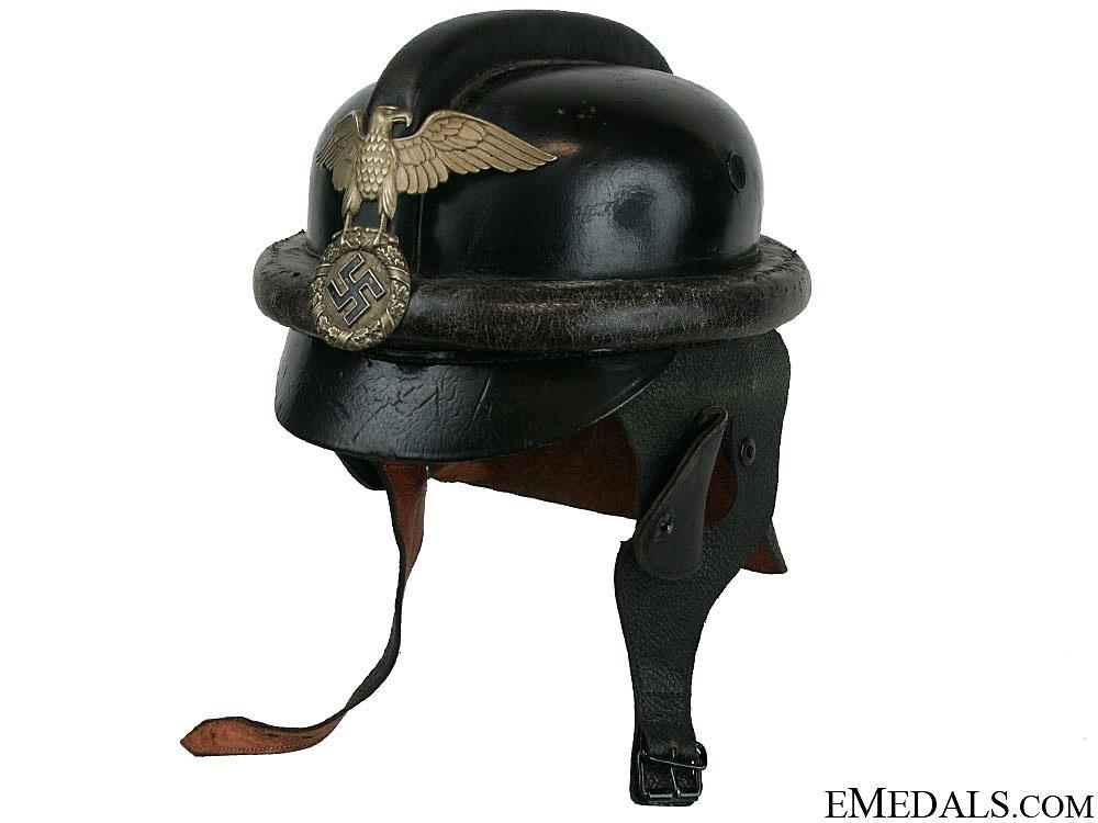 eMedals-1st Pattern NSKK Crash Helmet