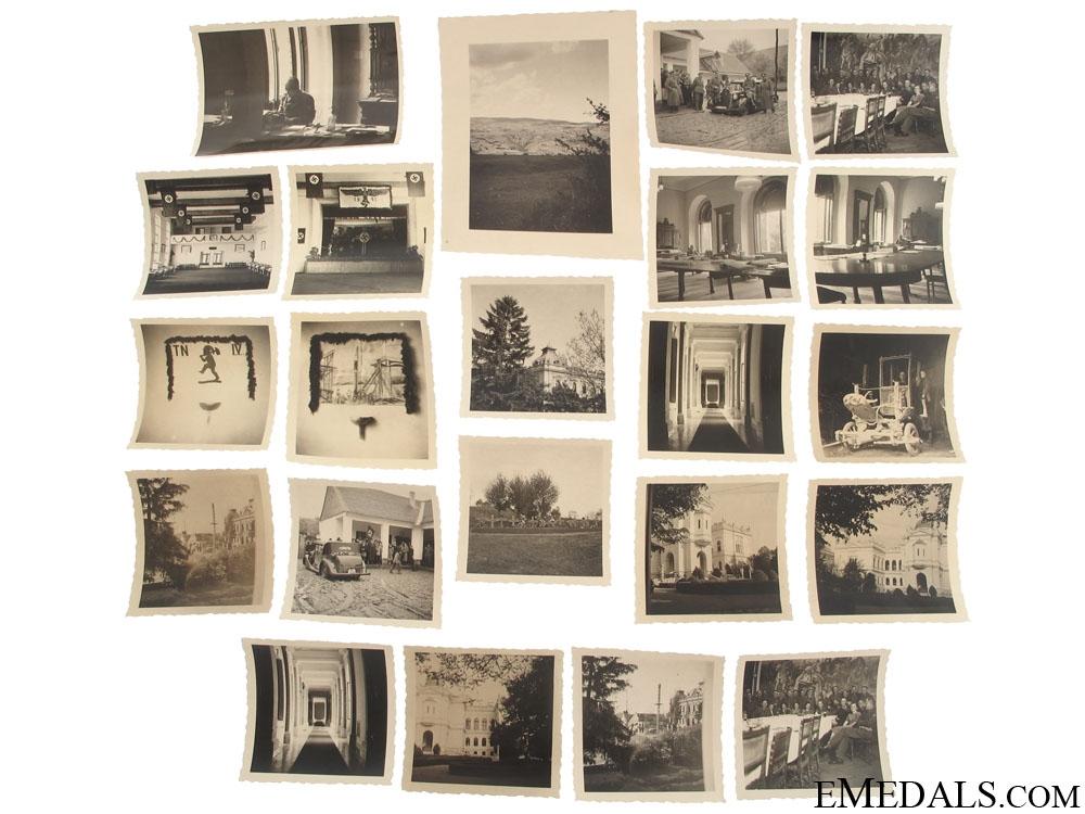 eMedals-22 Photos, Germans in Karlowitz (Sremski Karlovci) 1941