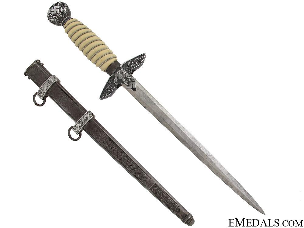 """eMedals-2nd Model Luftwaffe Dagger """"¢¤ Rich. Abr. Herder"""