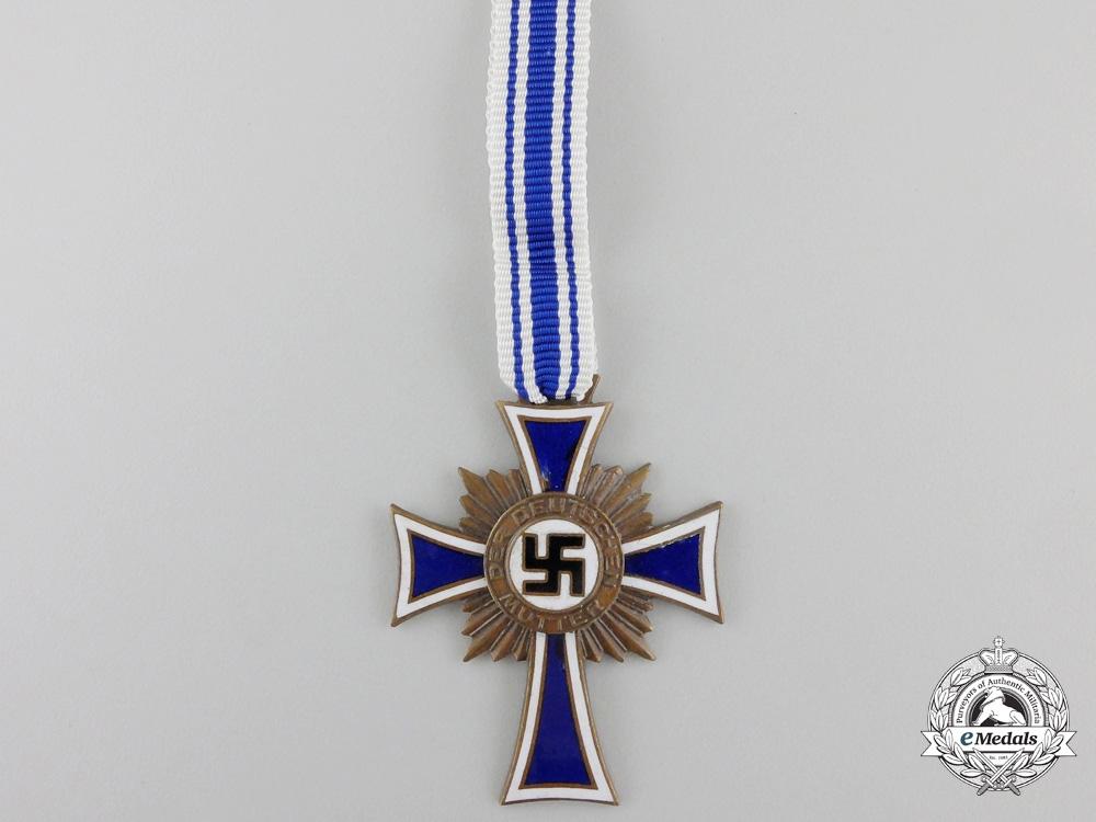 eMedals-A German Mother's Cross; Bronze Grade