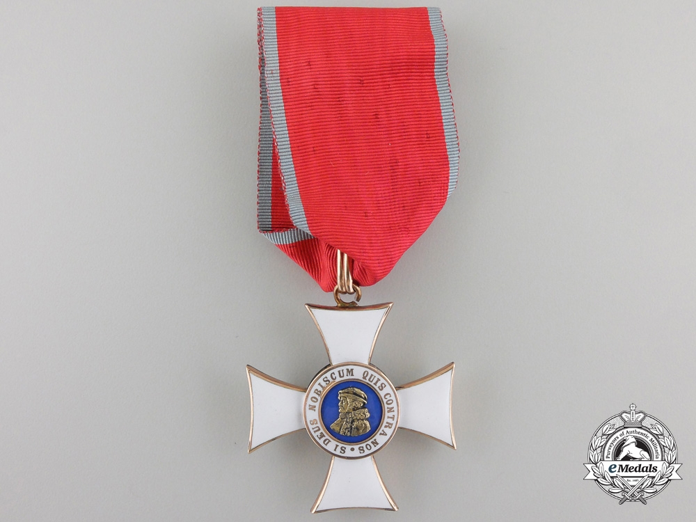 eMedals-A Hessen Order of Philip; Knight's Cross 1st Class in Gold