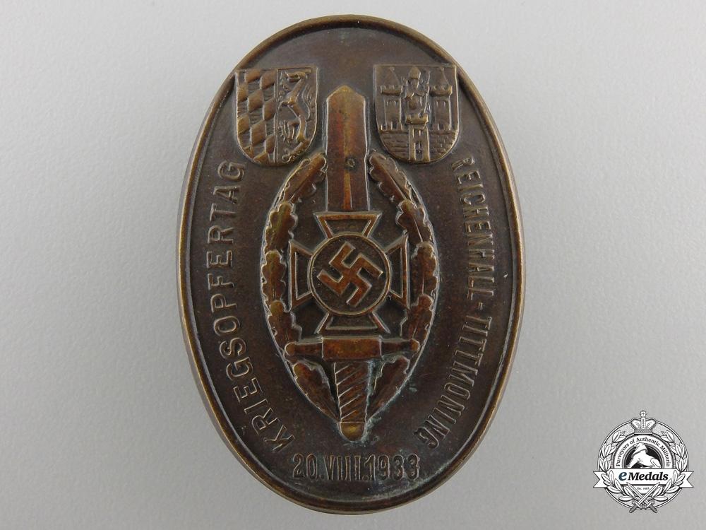 eMedals-A 1939 Veteran's Association Badge