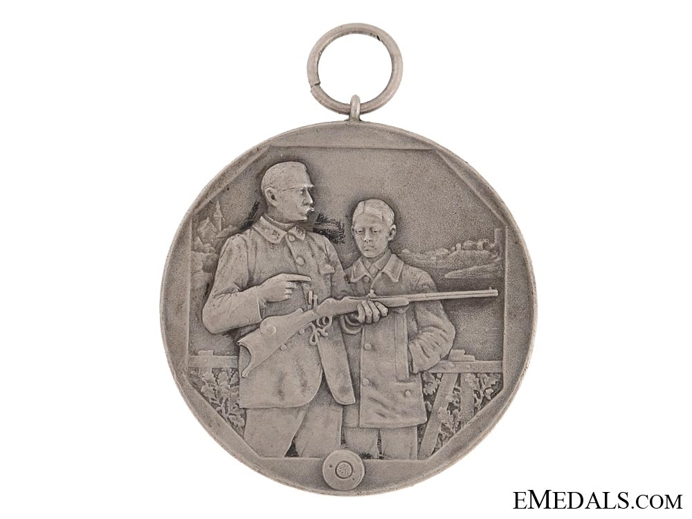 eMedals-6th Brunswick Shooting Competition Medal