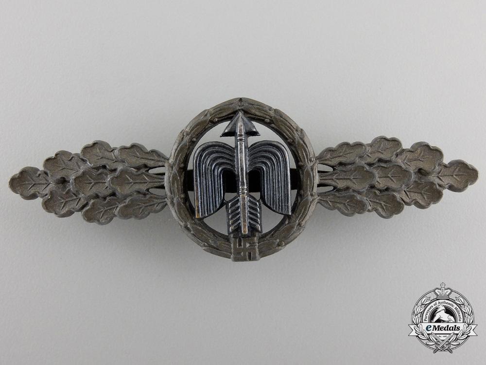eMedals-A Short Range Luftwaffe Fighter Clasp by G.H. Osang