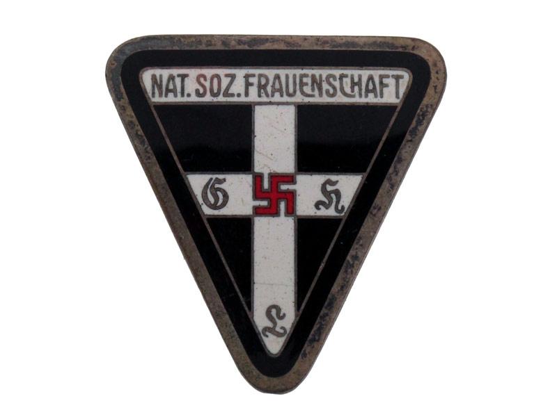 """eMedals-NS KREIS  Leader""""¢¯s Frauenschaft Badge"""