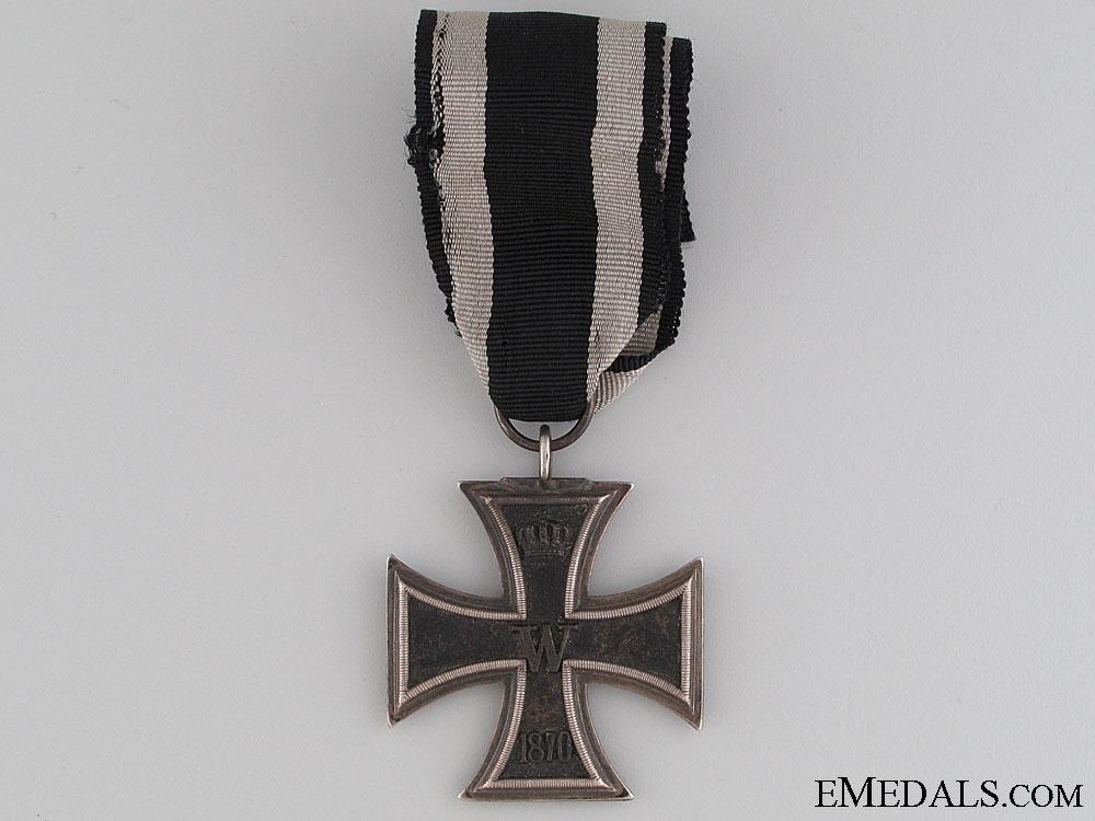 eMedals-1870 Iron Cross Second Class