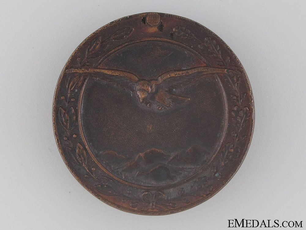 eMedals-1906 Austrian Distance Determiner Badge