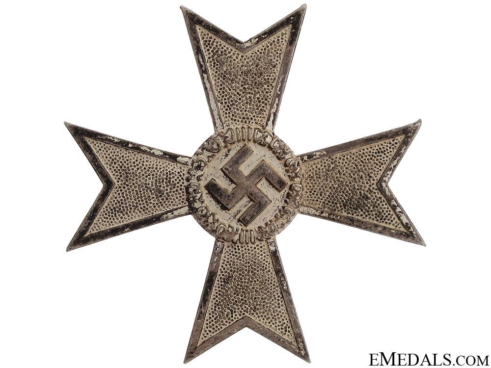 eMedals-War Merit Cross 1st Class by S & L