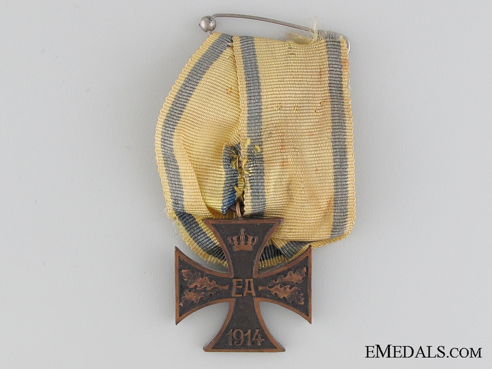 eMedals-A Brunswick War Merit Cross; 2nd Class