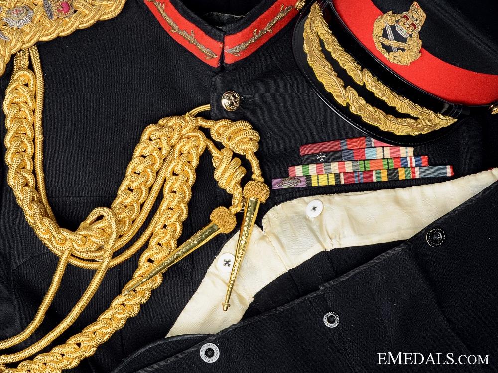 eMedals-A Coldstream Guards Full Dress General's Uniform