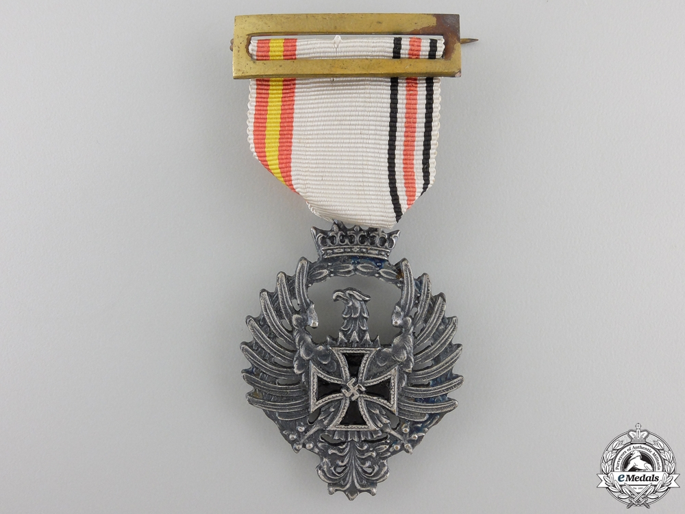 eMedals-A Mint Medal of the Spanish Blue Division; Russia Service