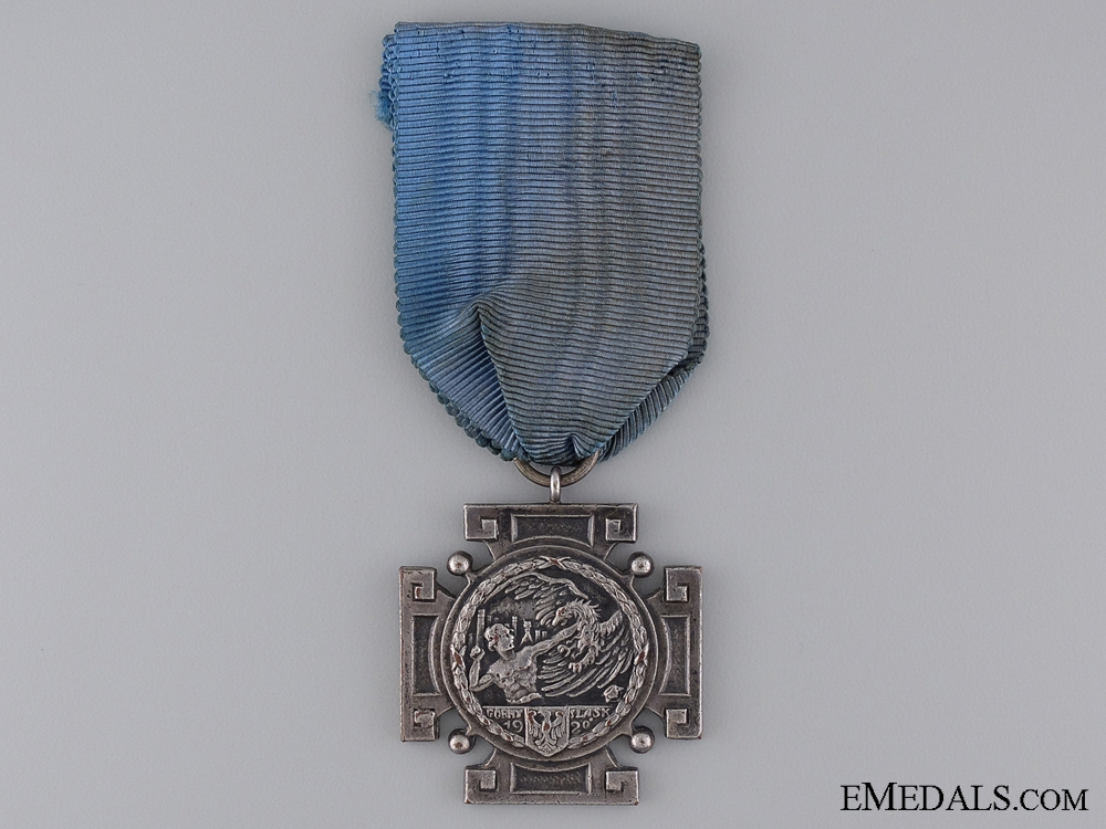 eMedals-A Polish Upper Silesia Commemorative Cross