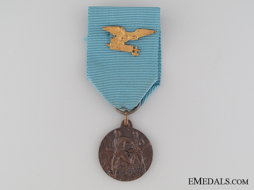 eMedals-A Rare Italian Paratroopers (NEMBO) Medal