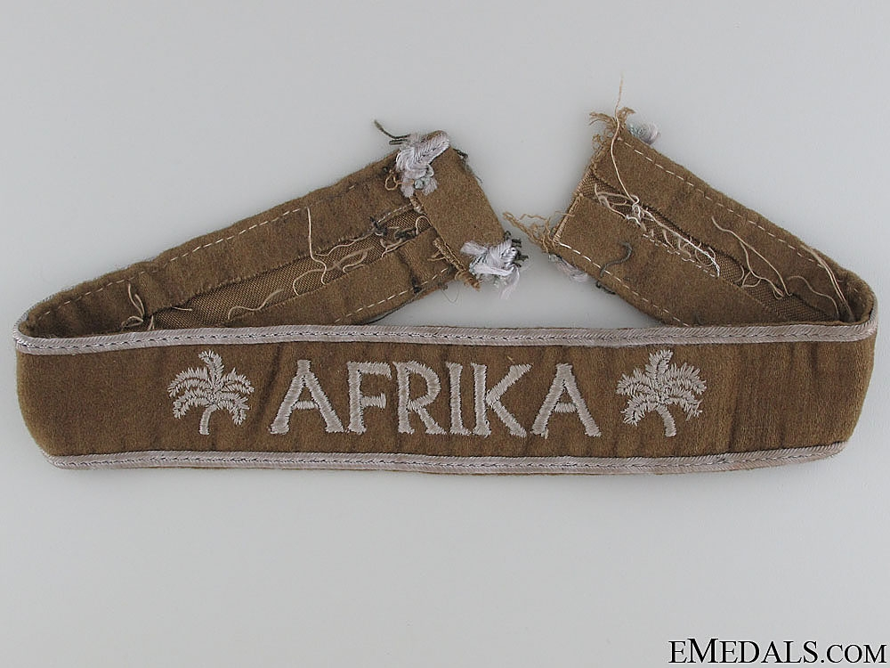 eMedals-Afrika Cufftitle