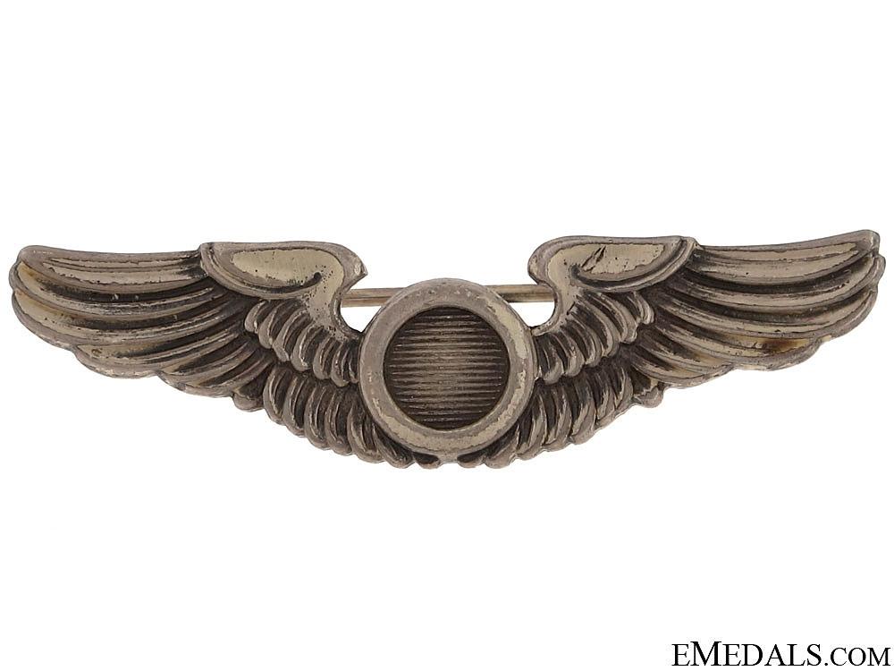 eMedals-Aircraft Observer Wing